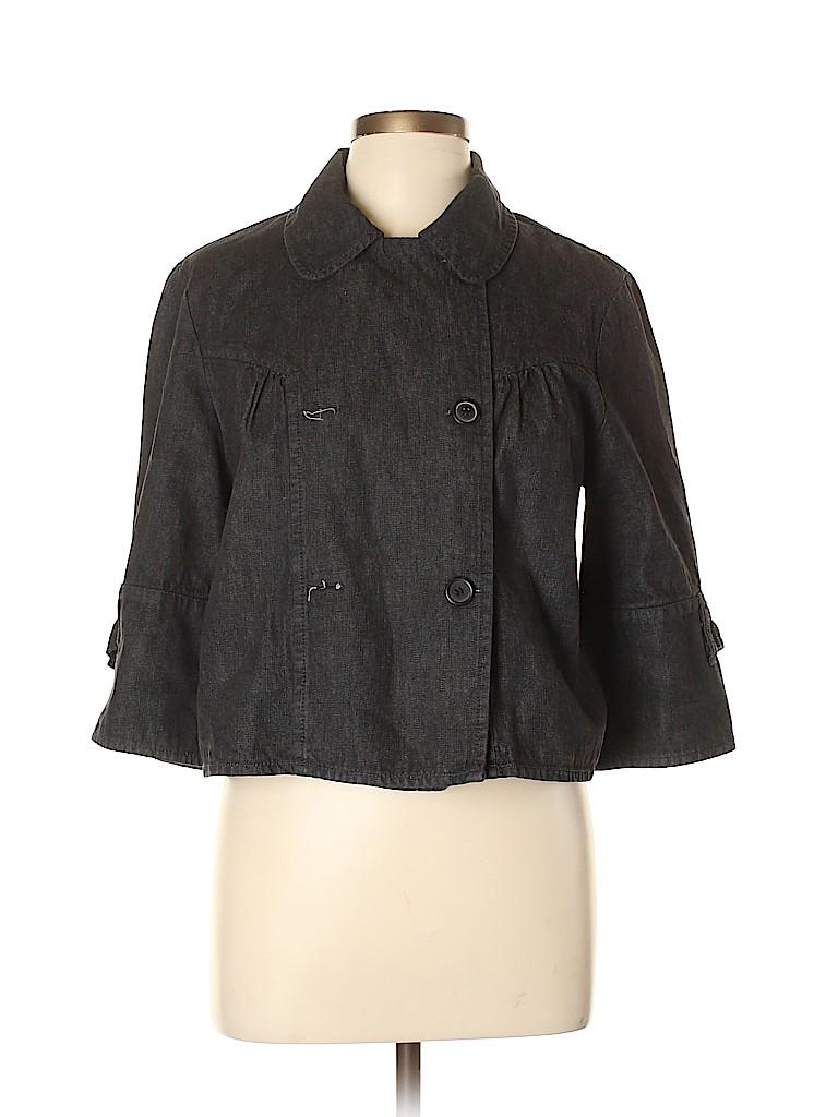 French Cuff Women Jacket Size L
