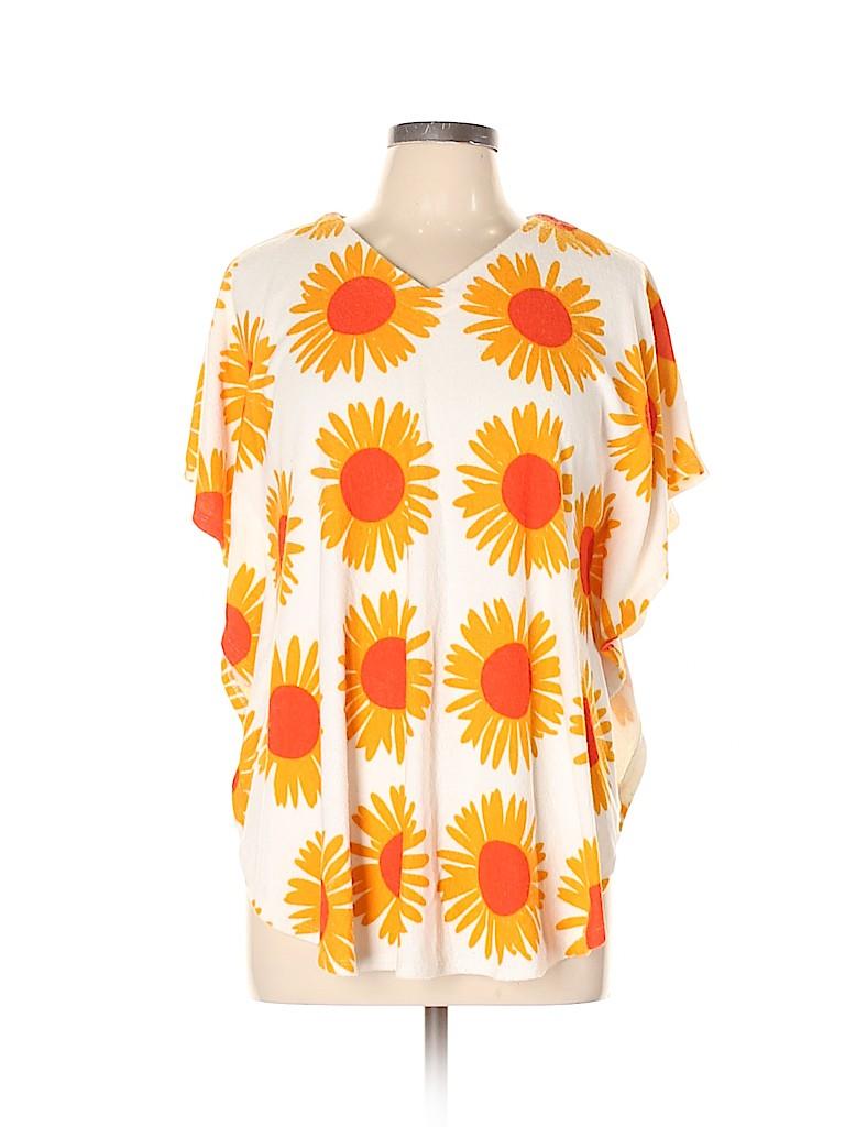 Marimekko for Target Women Poncho Size Lg - XL