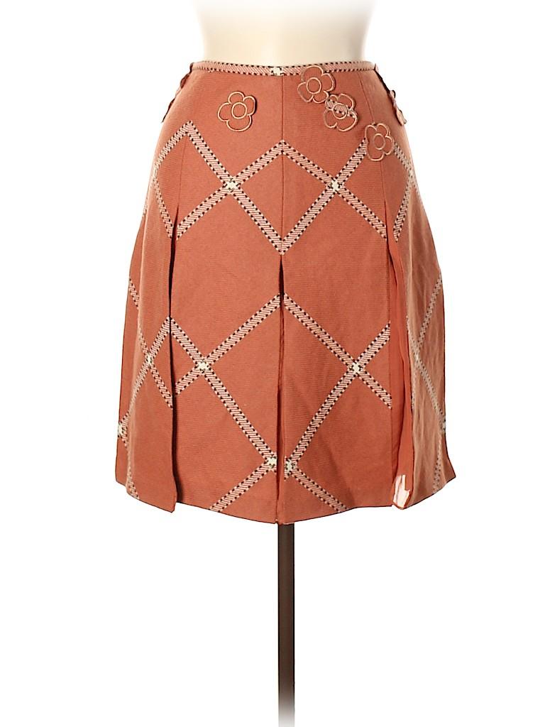 Tocca Women Wool Skirt Size 6