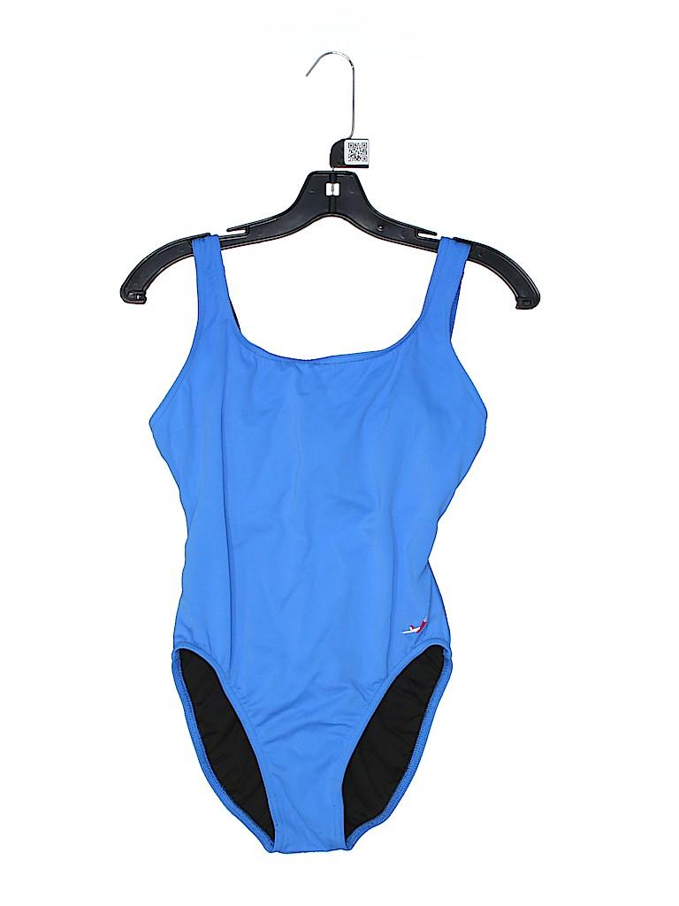 Jantzen Women One Piece Swimsuit Size 10