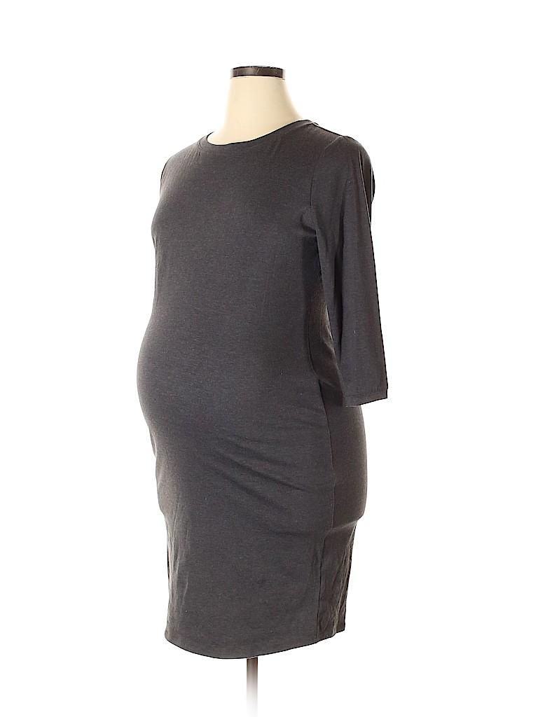 Motherhood Women Casual Dress Size XL (Maternity)