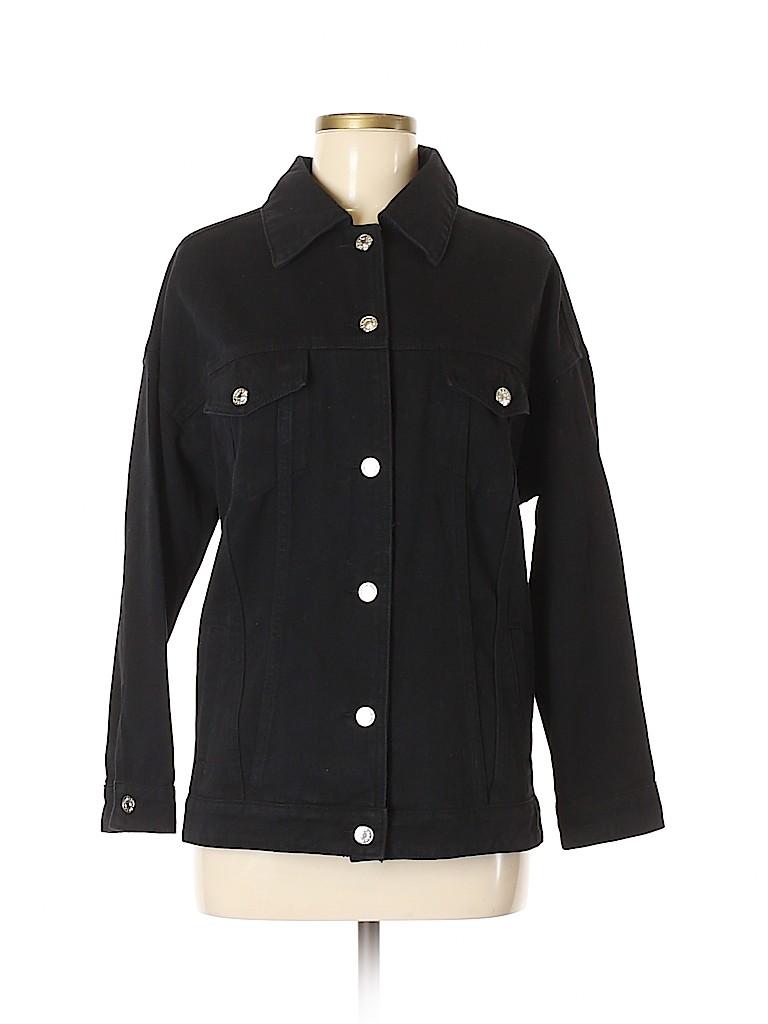 PrettyLittleThing Women Denim Jacket Size M