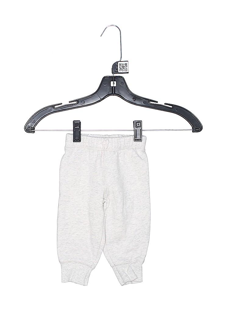 Carter's Girls Sweatpants Size 9 mo