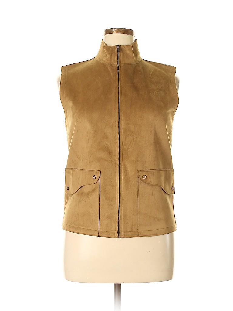 Lauren by Ralph Lauren Women Vest Size L