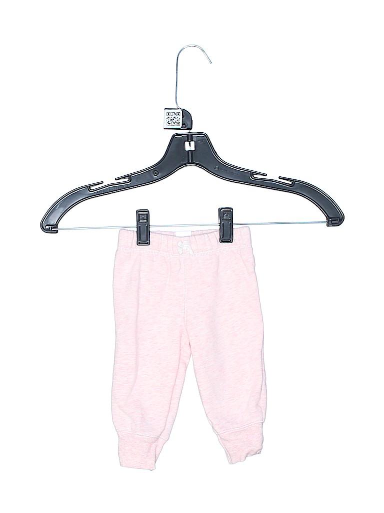 Carter's Girls Sweatpants Size 6 mo