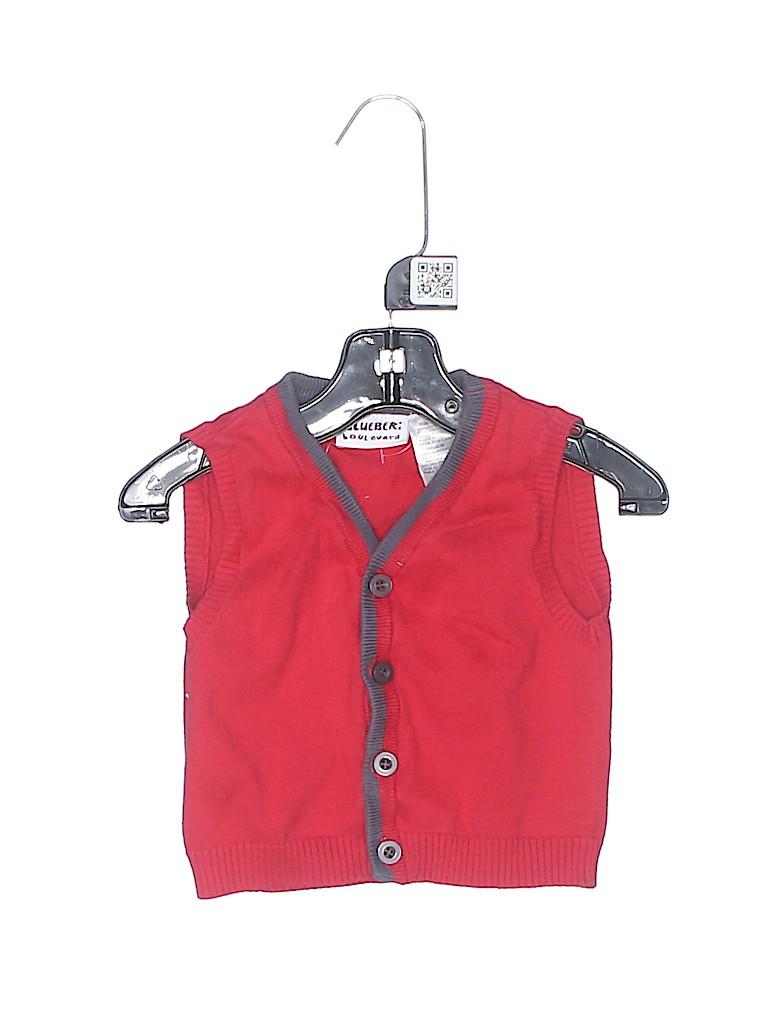 Blueberi Boulevard Boys Cardigan Size 2T