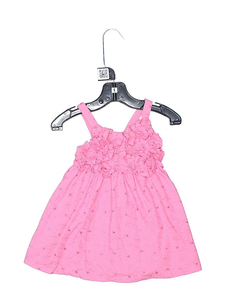 Penelope Mack Girls Dress Size 12 mo