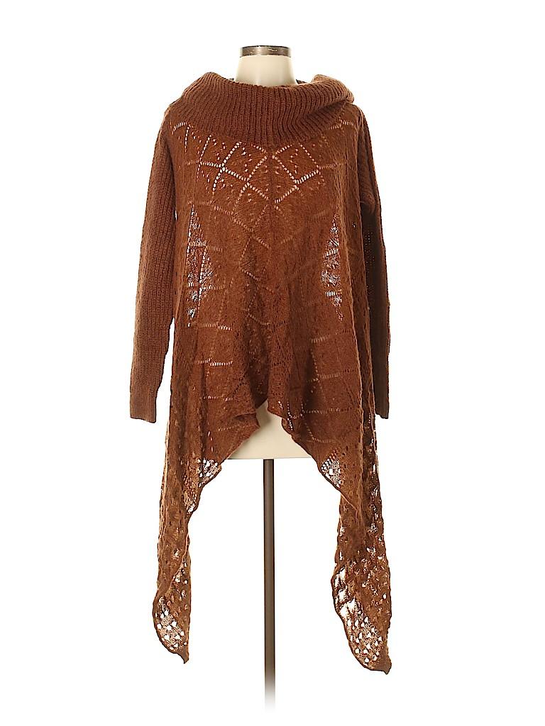 Sisley Women Pullover Sweater Size S