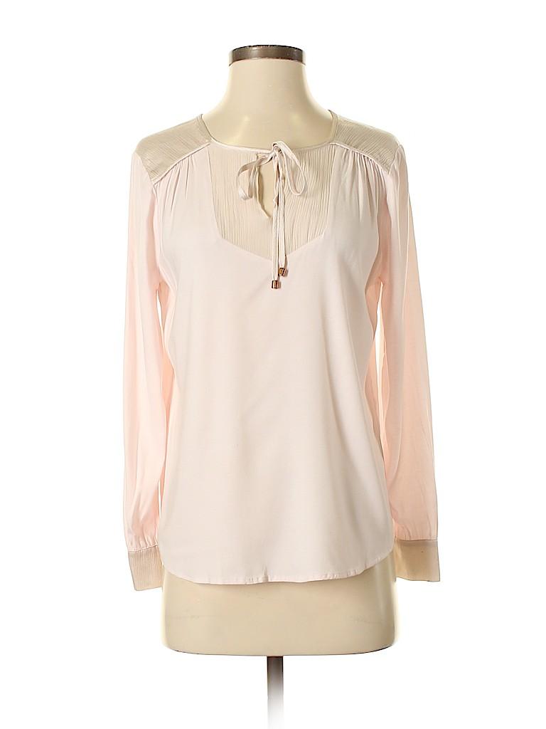 Ella Women Long Sleeve Blouse Size XS