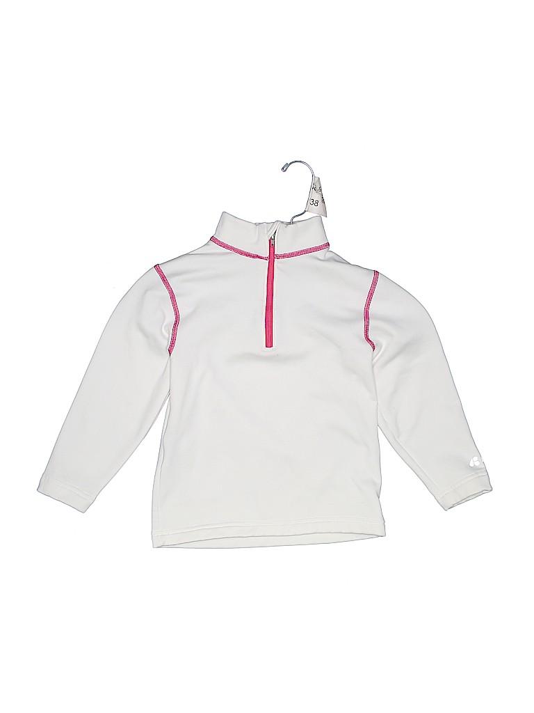 Obermeyer Girls Fleece Jacket Size M (Youth)