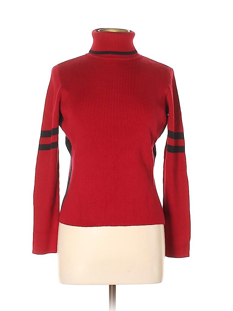 Casual Corner Annex Women Turtleneck Sweater Size L