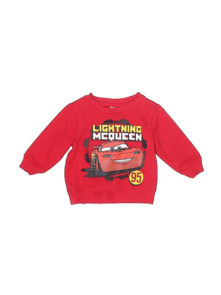 Disney Boys Sweatshirt Size 12 mo