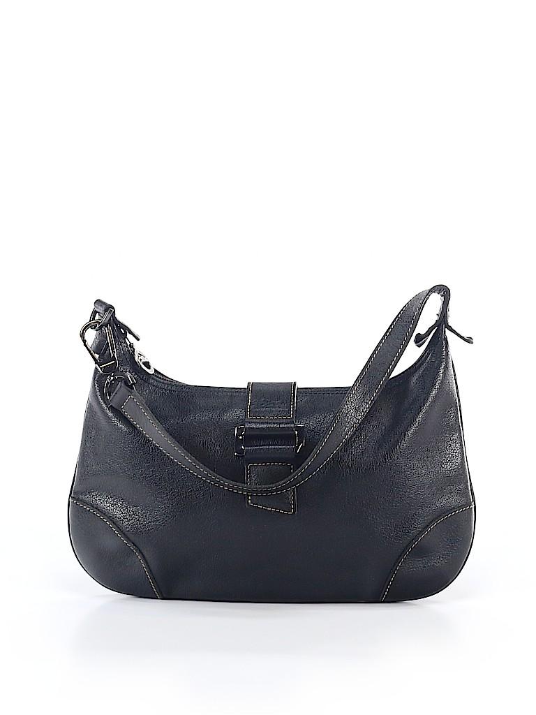 Longchamp Women Leather Shoulder Bag One Size