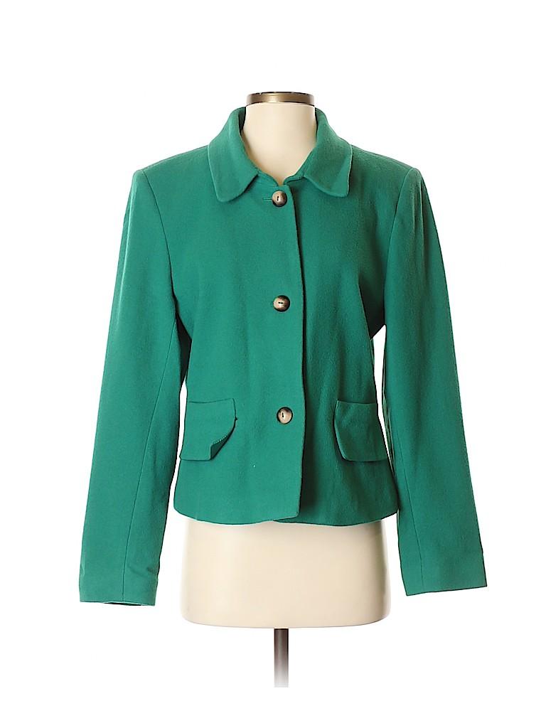 Harve Benard by Benard Holtzman Women Wool Coat Size 12