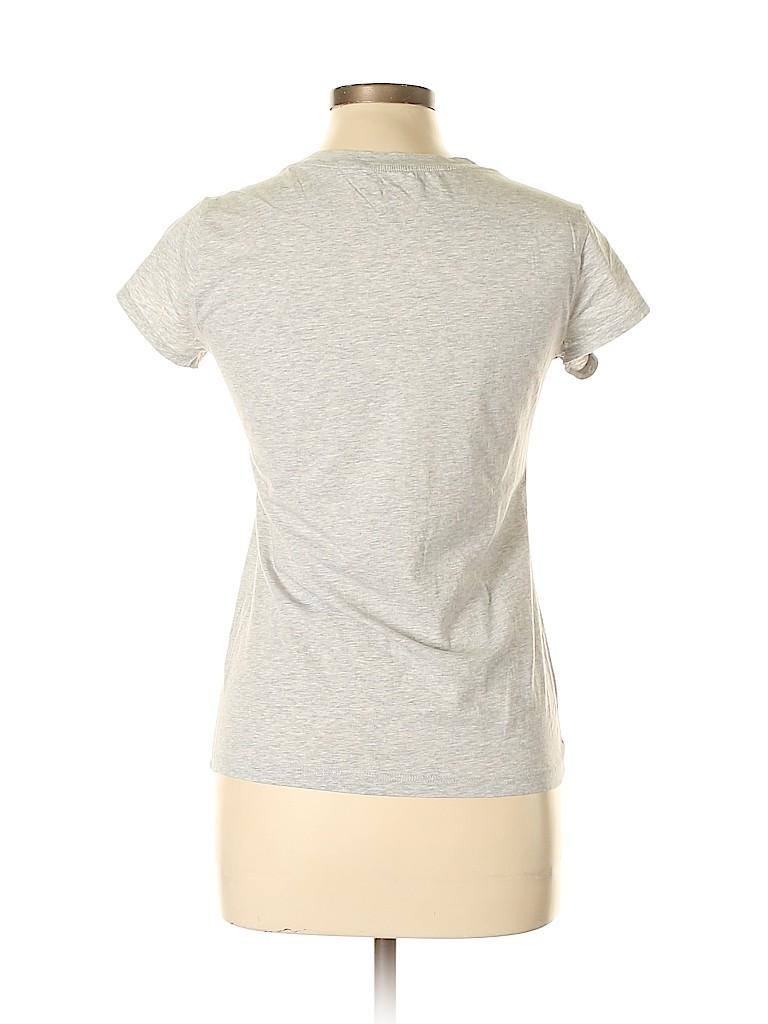 Andrea Jovine Women Short Sleeve T-Shirt Size L