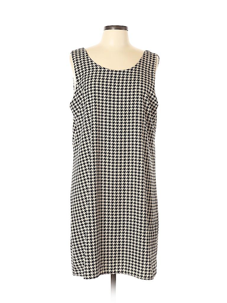 Newbury Kustom Women Casual Dress Size 2X (Plus)