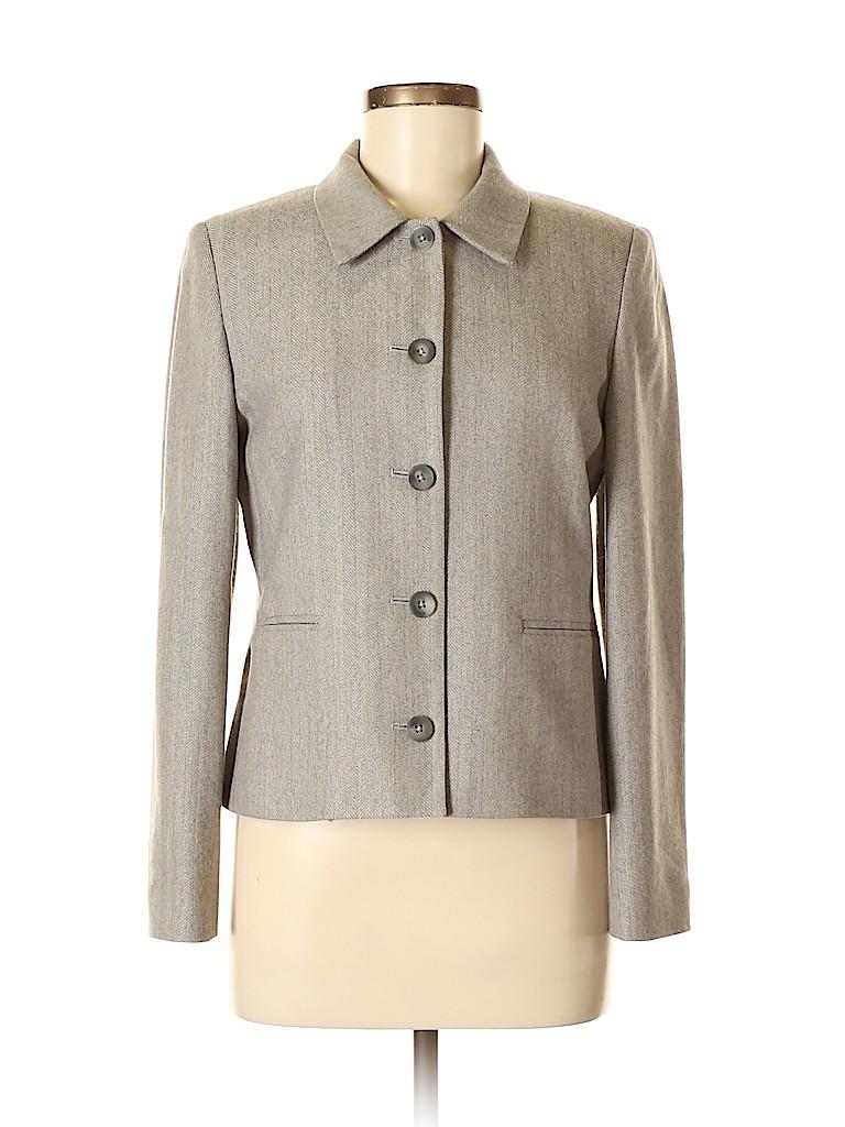 Orvis Women Wool Blazer Size 6