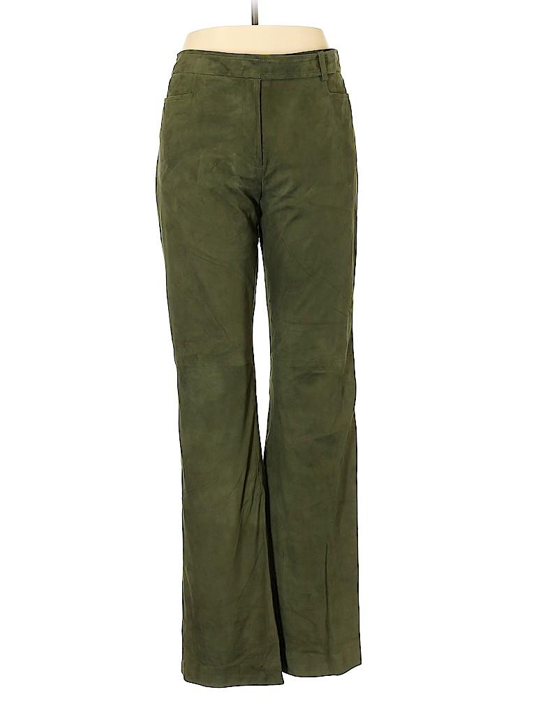 Carlisle Women Leather Pants Size 14