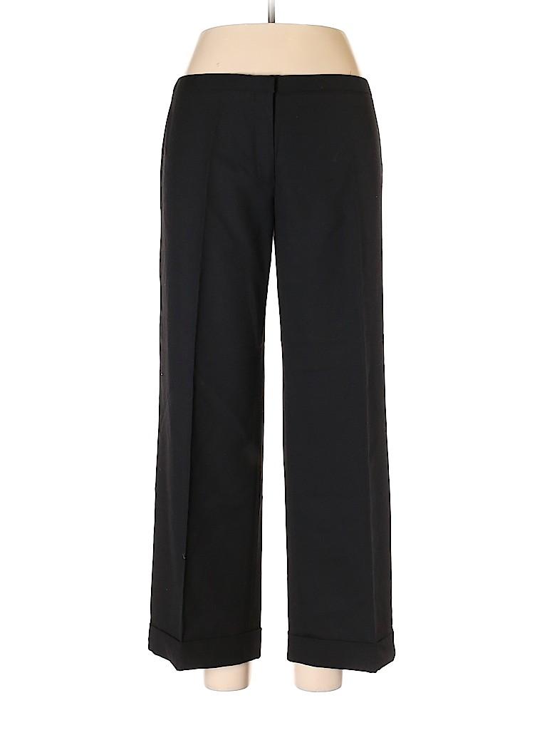 Tory Burch Women Wool Pants Size 10