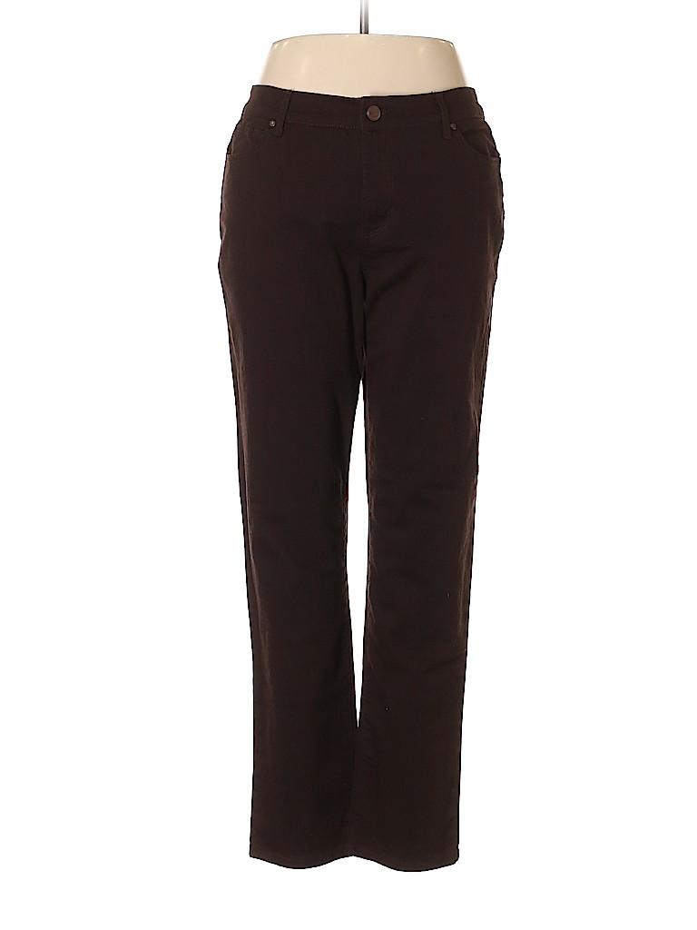 Bandolino Women Jeans Size 14