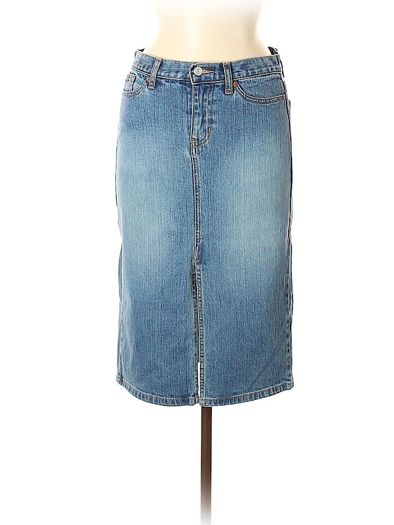 Gap Women Denim Skirt Size 1