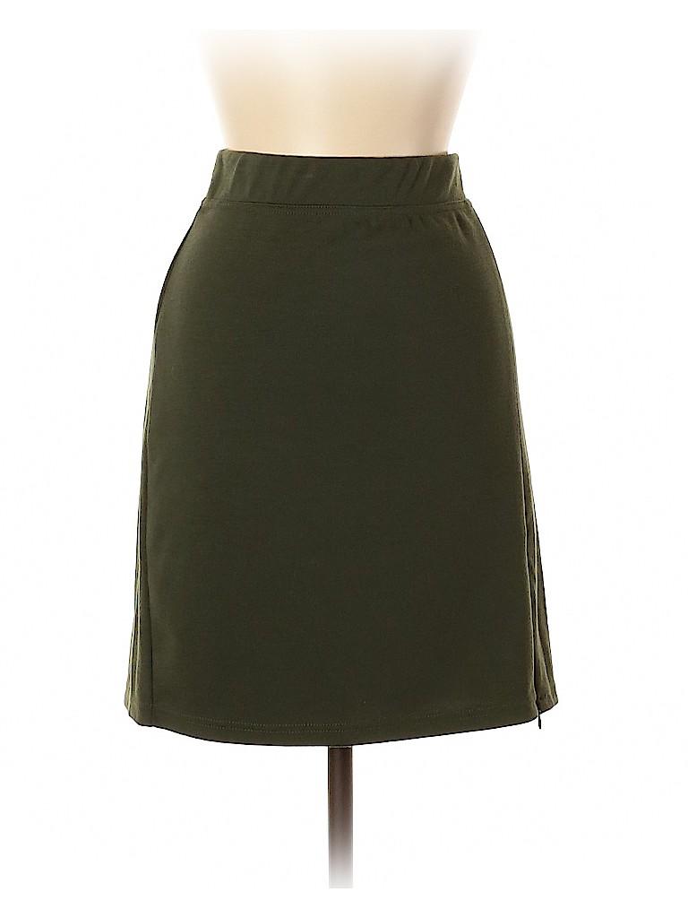 New York & Company Women Casual Skirt Size M