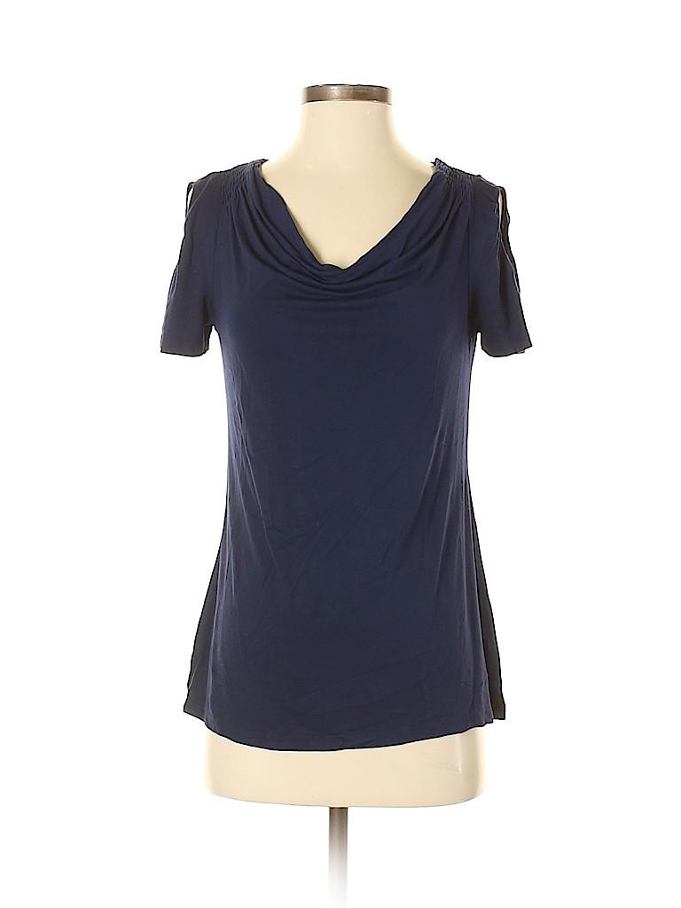 Sunny Leigh Women Short Sleeve T-Shirt Size S