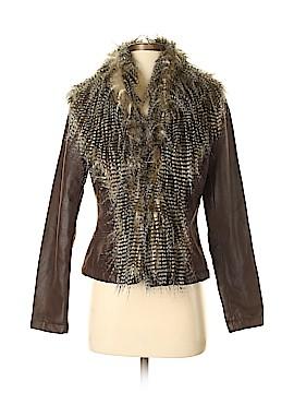 Marc Bouwer Faux Fur Jacket Size XS 191e91d49