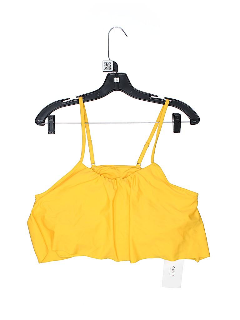 Zaful Women Swimsuit Top Size 4XL (Plus)