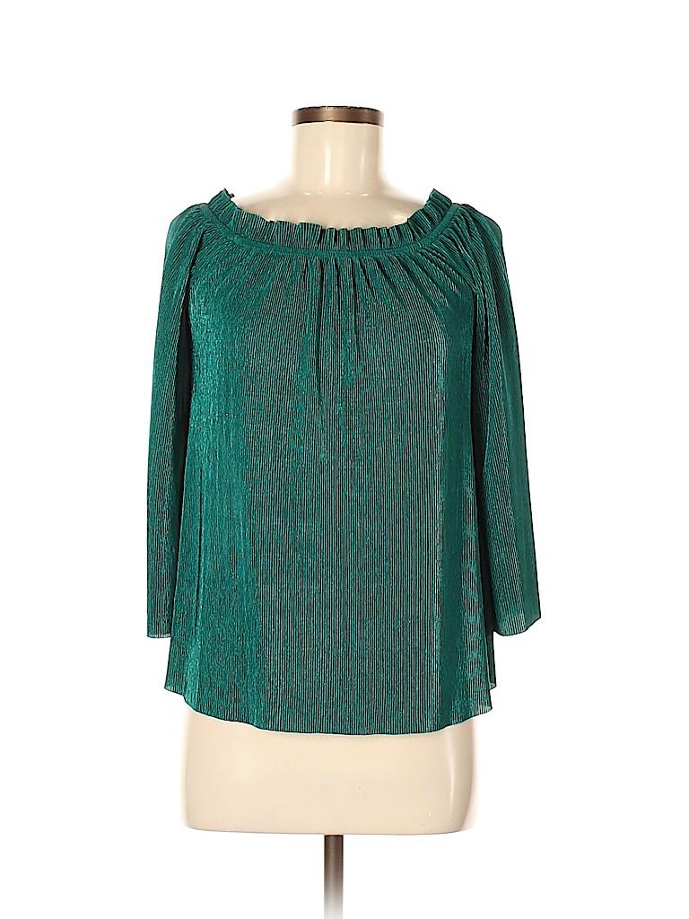 J.O.A. Los Angeles Women 3/4 Sleeve Blouse Size M