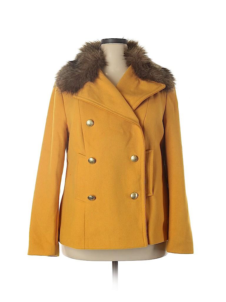 Lane Bryant Women Jacket Size 16 (Plus)