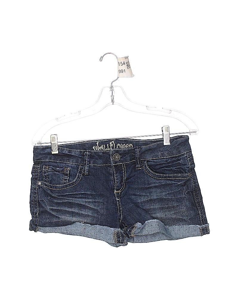 Wallflower Women Denim Shorts Size 9