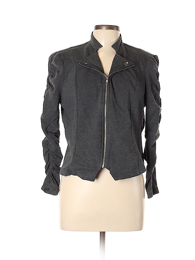 Style&Co Women Jacket Size L (Petite)