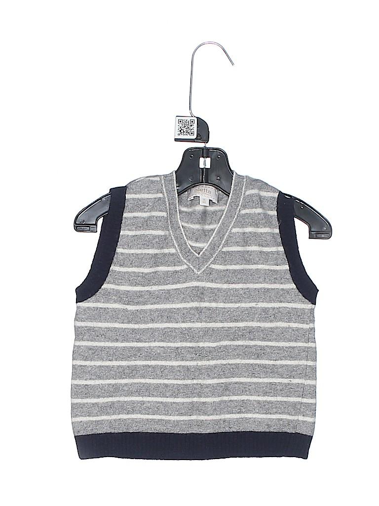 Aletta Boys Pullover Sweater Size 18 mo