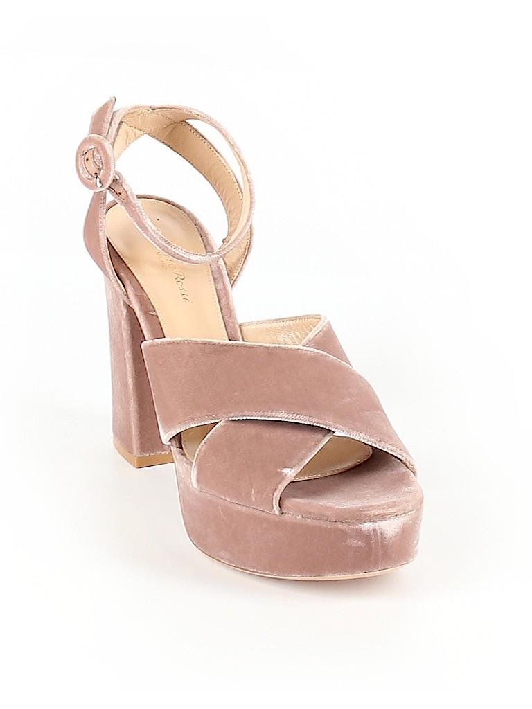 Gianvito Rossi Women Heels Size 40.5 (EU)