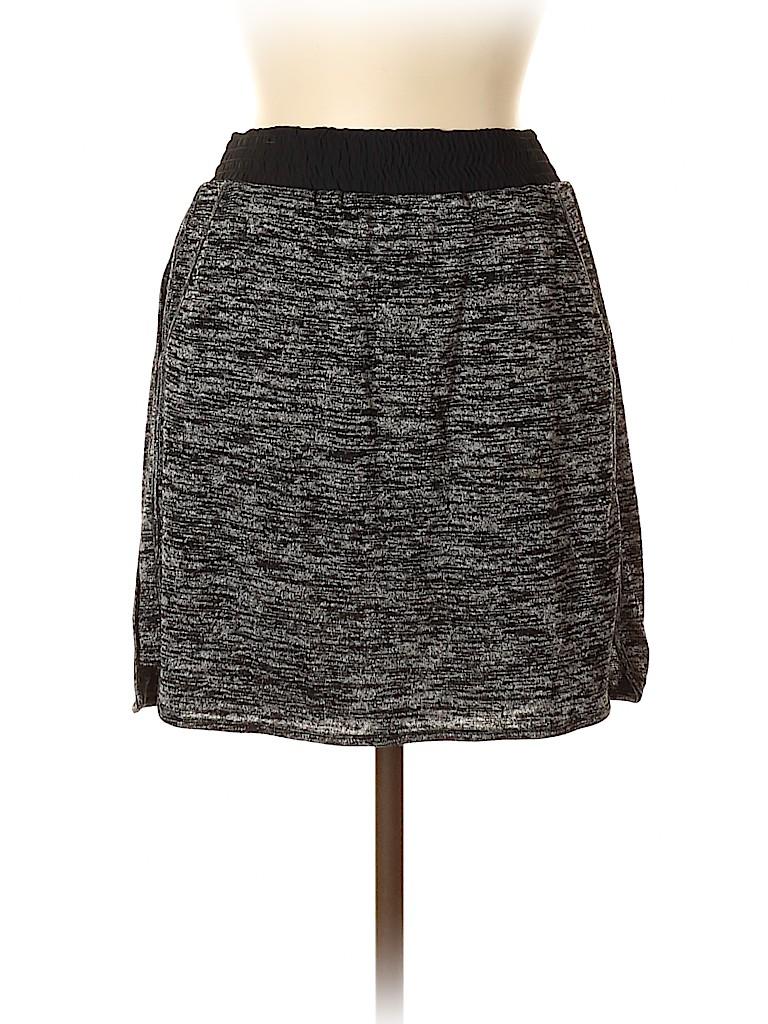 Lou & Grey Women Casual Skirt Size S
