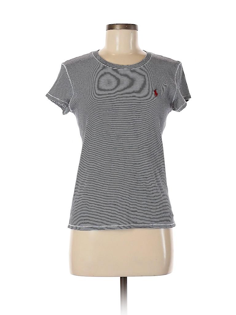 Ralph Lauren Women Short Sleeve T-Shirt Size L