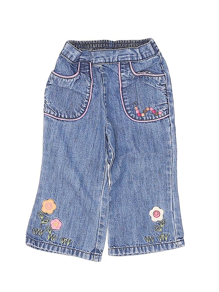 Gymboree Girls Jeans Size 18-24 mo