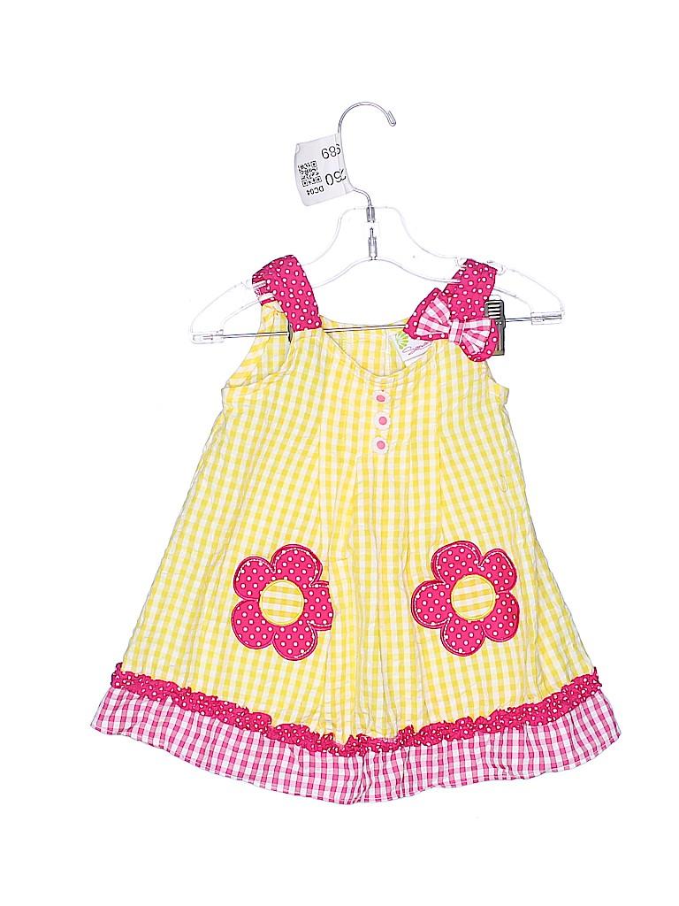 Samara Girls Dress Size 12 mo