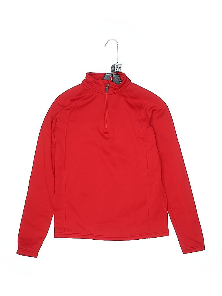 Lands' End Girls Track Jacket Size 14 - 16