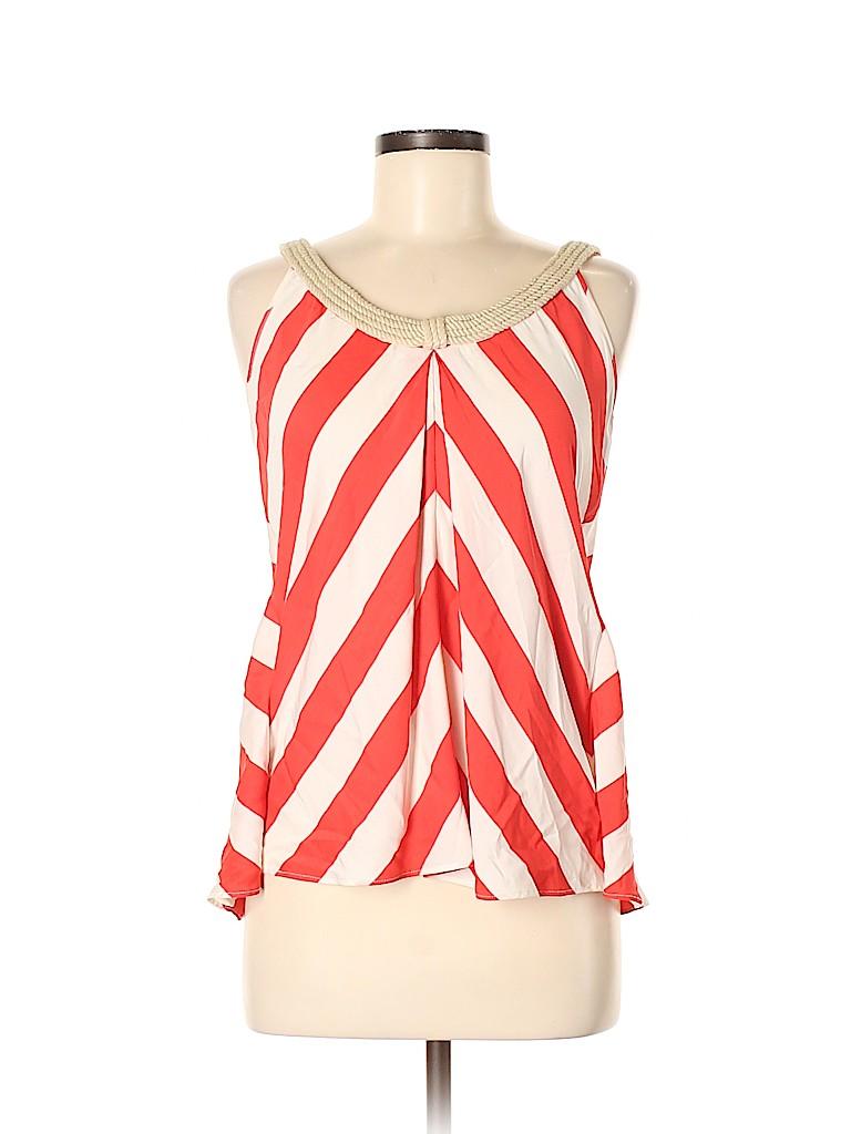 Diane von Furstenberg Women Sleeveless Silk Top Size 6