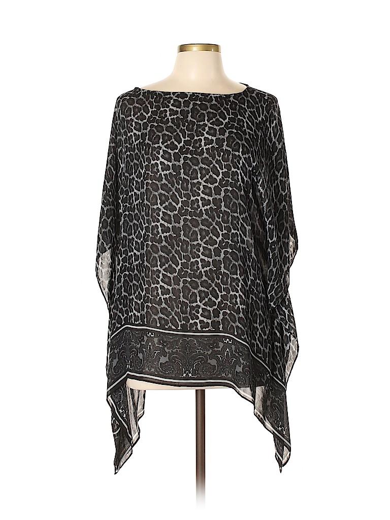 MICHAEL Michael Kors Women 3/4 Sleeve Blouse Size Lg - XL
