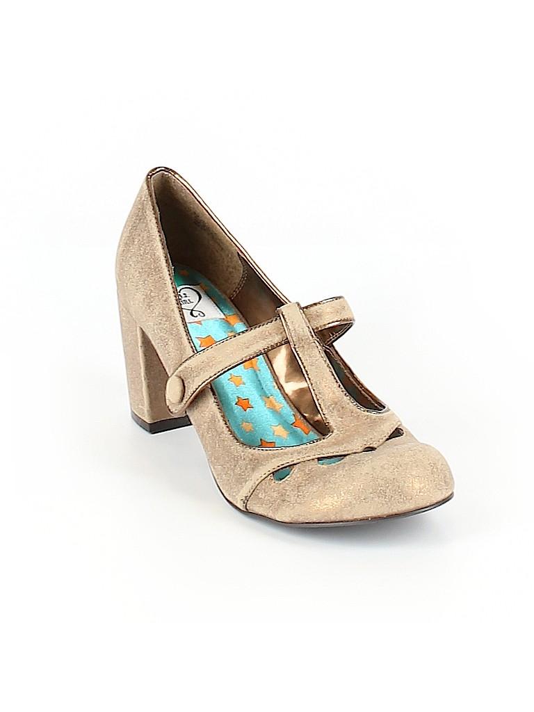 143 Girl Women Heels Size 8