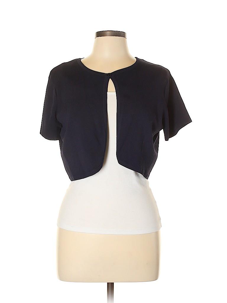 Studio I Women Cardigan Size 16 (Petite)