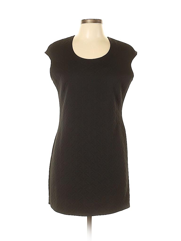 Snap Women Casual Dress Size XL