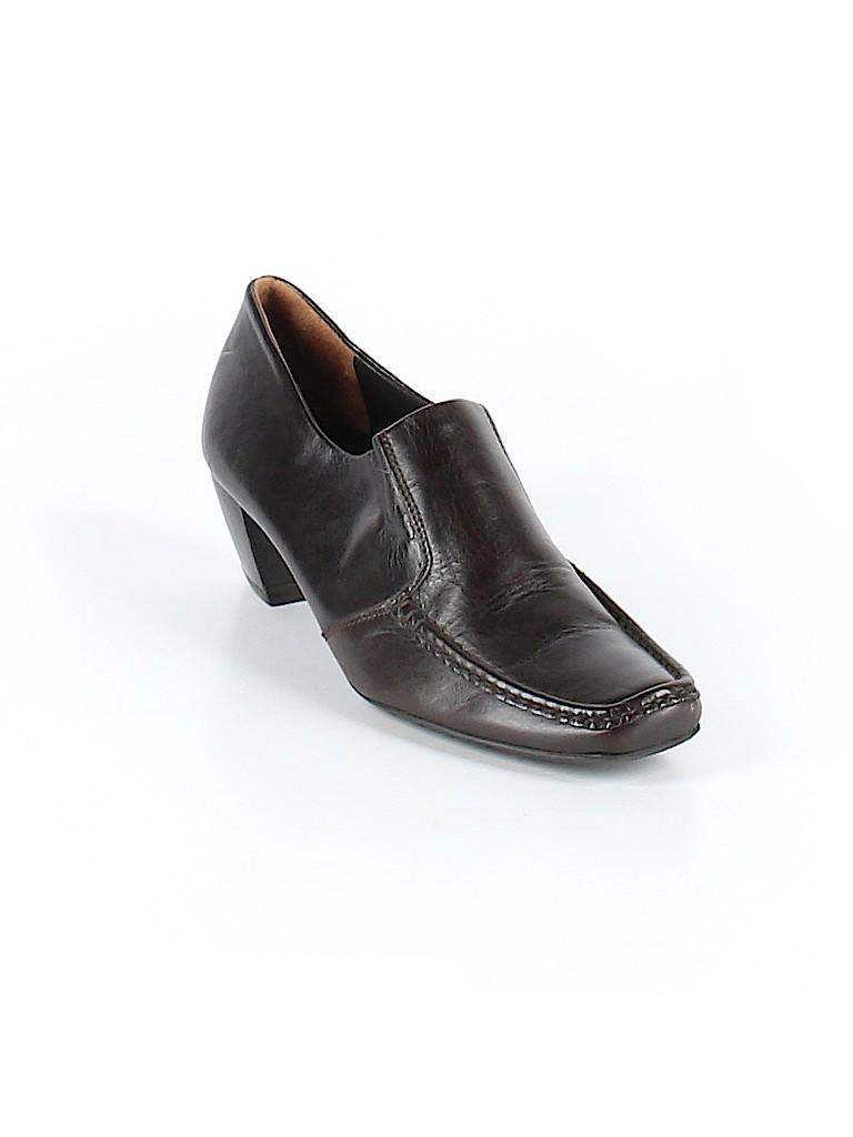 Paul Green Women Ankle Boots Size 4 1/2 (UK)