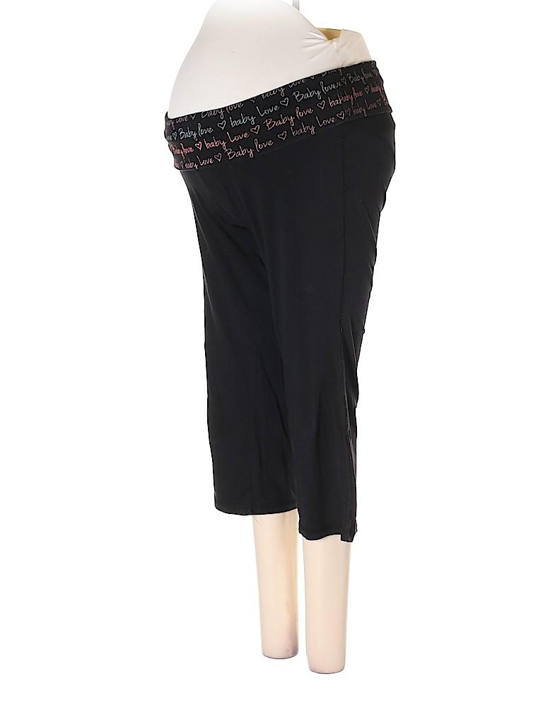 Motherhood Women Active Pants Size M (Maternity)