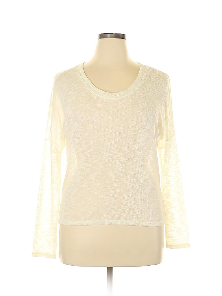 Essentials Women Pullover Sweater Size XL