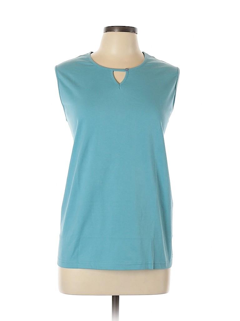 Blair Women Sleeveless Top Size L
