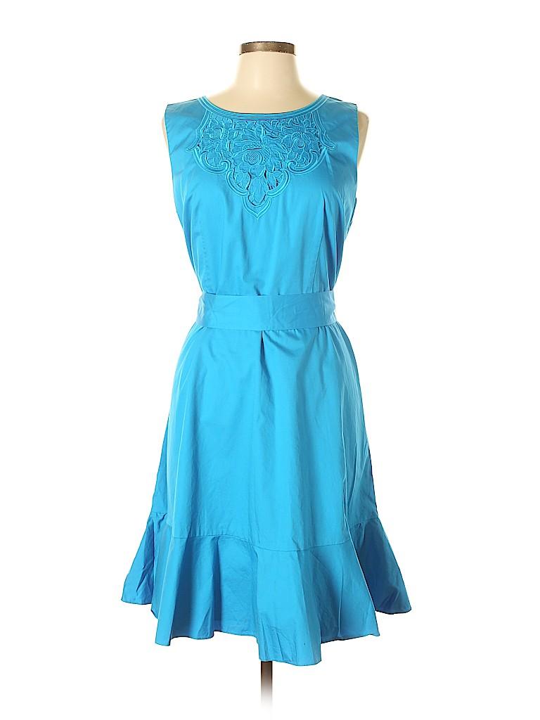 Talbots Women Casual Dress Size 14 (Petite)